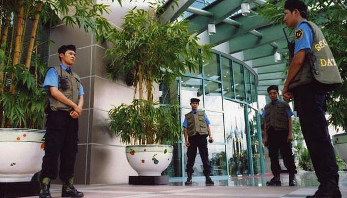 bảo vệ tòa nhà chuyên nghiệp