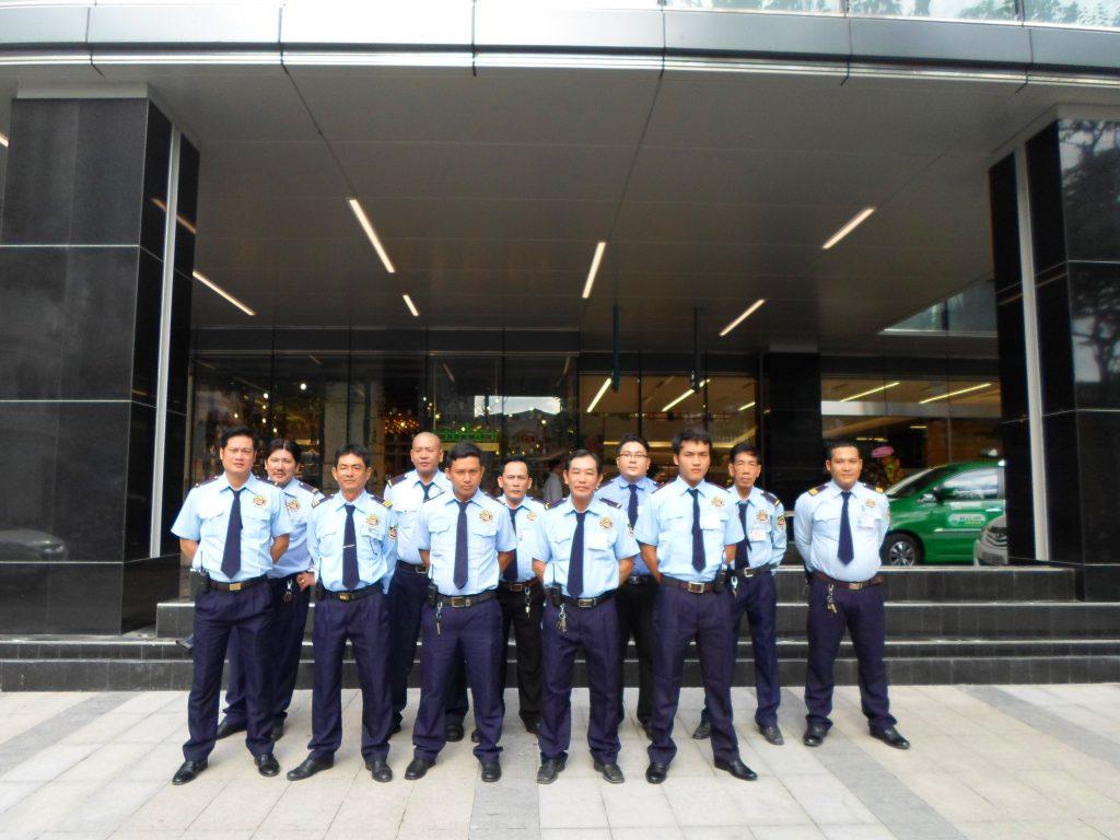 công ty bảo vệ uy tín nhất Hà Nội