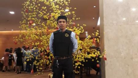 Dịch vụ bảo vệ nhà ngày Tết tại thành phố Hồ Chí Minh