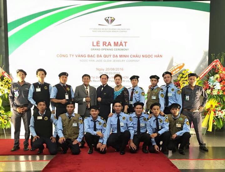 dịch vụ bảo vệ sự kiện tại TPHCM