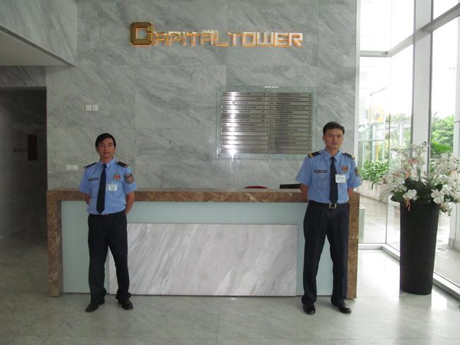 dịch vụ bảo vệ ăn phòng