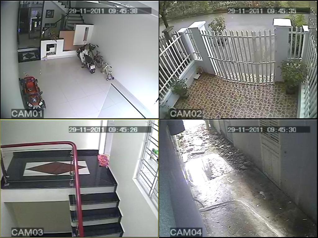 phòng chống trộm vào dịp Tết