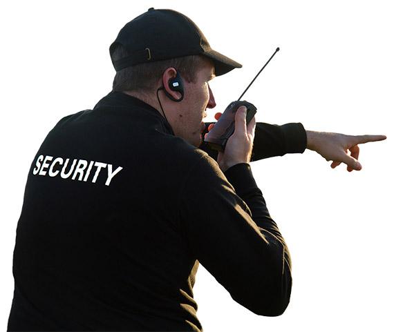 sử dụng dịch vụ bảo vệ chuyên nghiệp