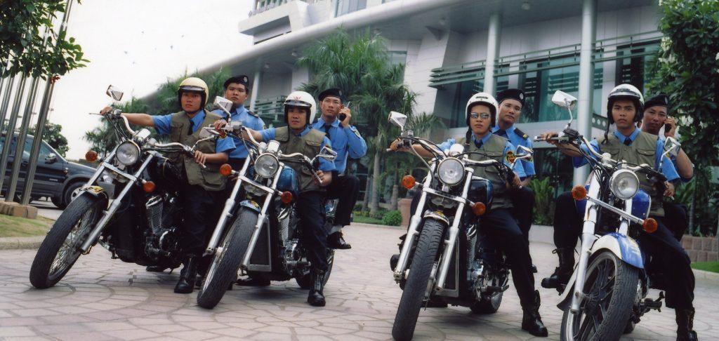 sử dụng dịch vụ bảo vệ tại Hà Nội